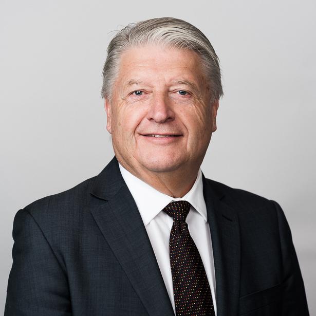 Robert Tunchon Coraggio COO