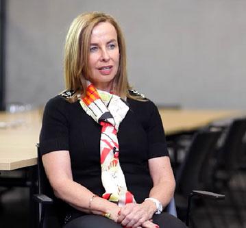Advisory Board Chair - Coraggio - Michelle Laforest