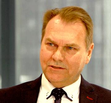 Advisory Board Chair Donovan Wearne