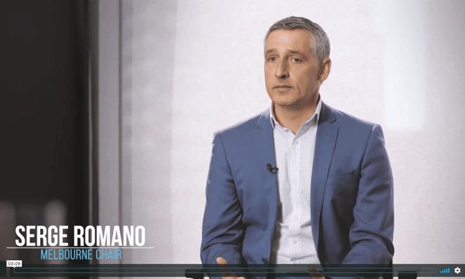 Chair Coraggio - Serge Romano