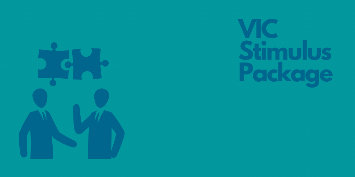 How your business can access Victoria's $3 billion Stimulus Package?