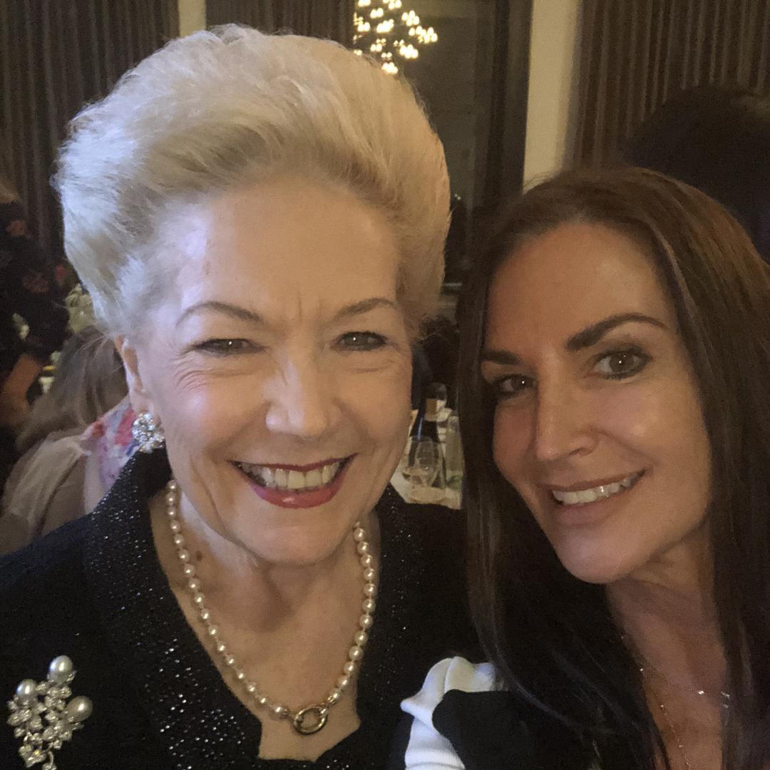 Laura Paris and Susan Alberti