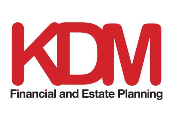 KDM Financial & Estate Planning Logo