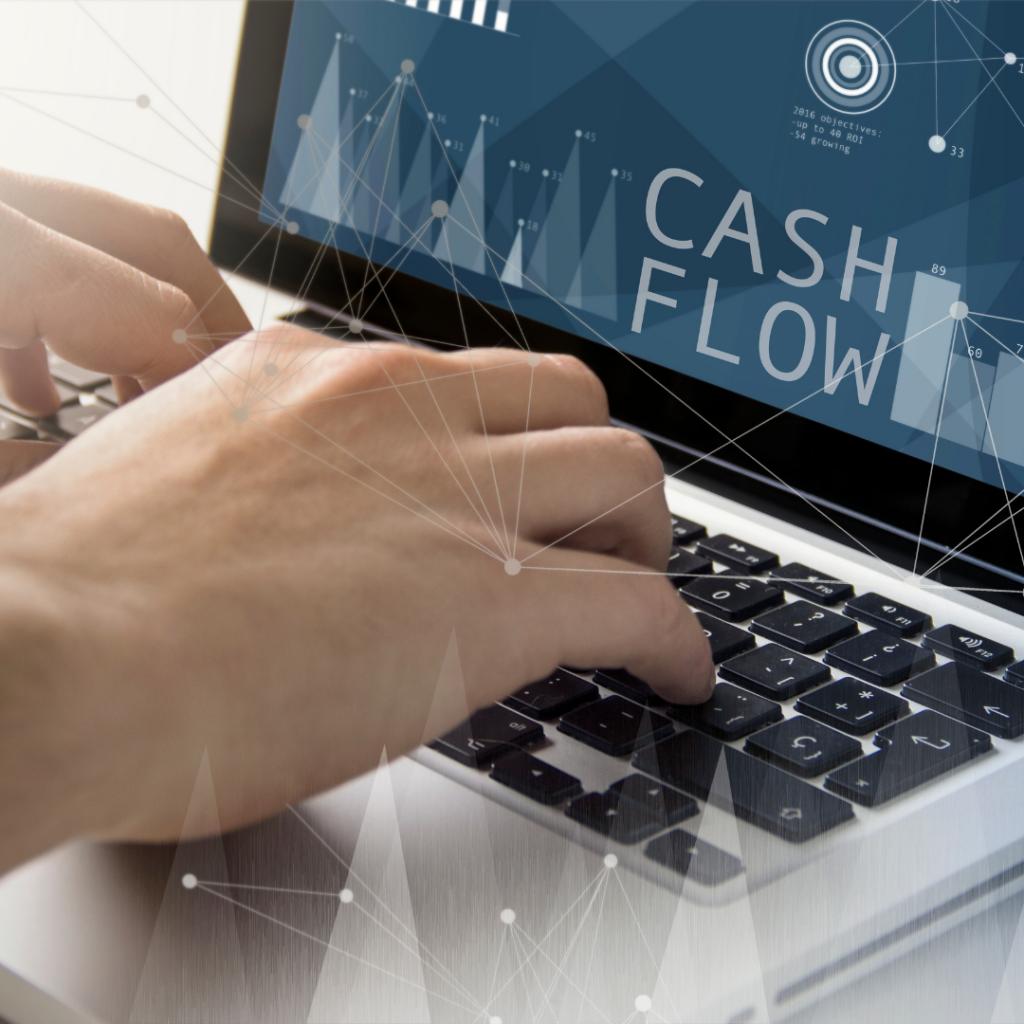 cash flow laptop