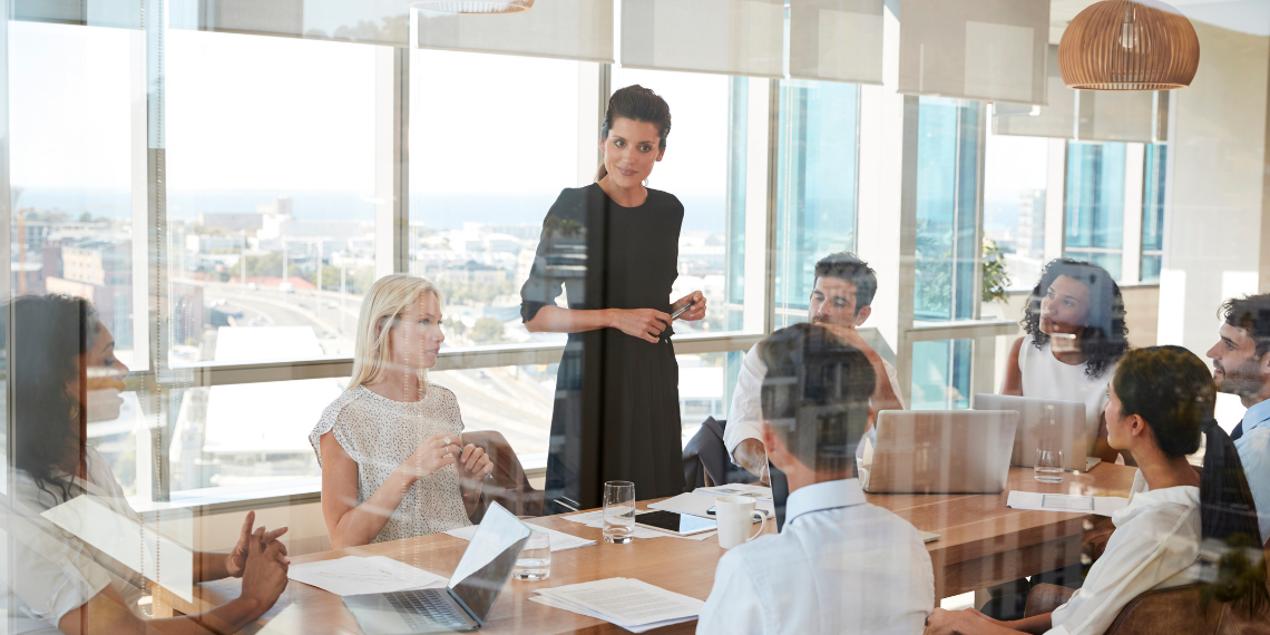 How business leaders support the development of women in leadership roles