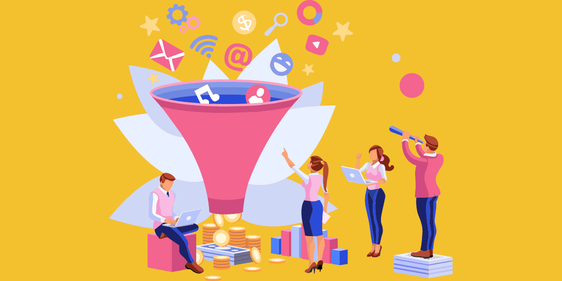 The Benefits of Implementing Full-Funnel Business Marketing Strategies